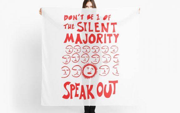 Mayoritas yang Diam = Konservatisme yang Meningkat