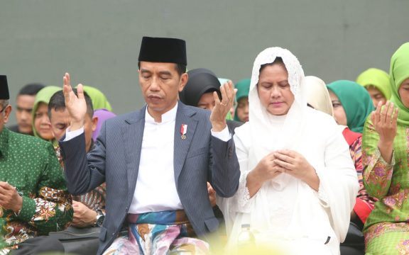 Jokowi: Perbedaan itu Sunnatullah, Tapi Kita Harus Tetap Bersatu