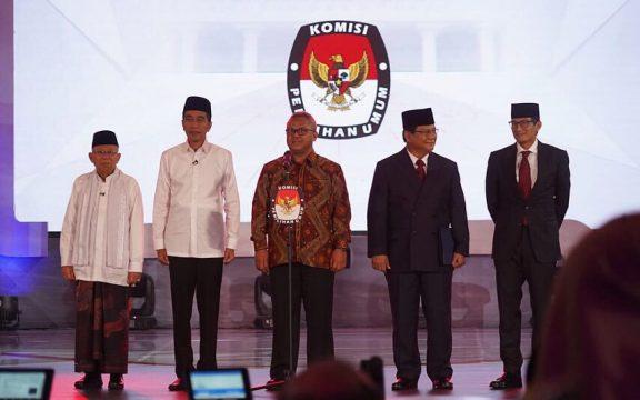 Debat Prabowo-Jokowi dalam Jeratan Oligarki