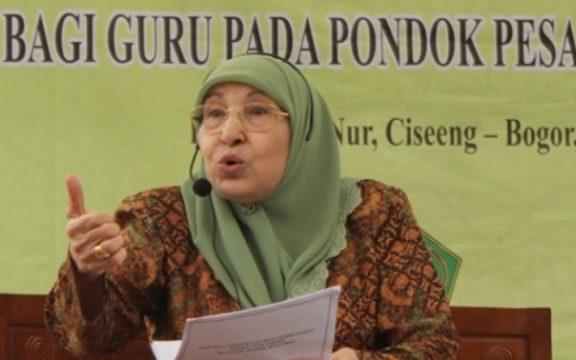 Nabilah Lubis, Putri Mesir yang Mengabdi Untuk Indonesia