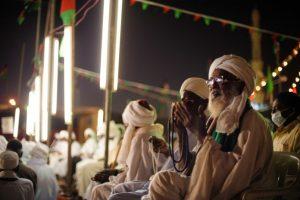 Semarak Peringatan Maulid Nabi Ala Jamaah Tarekat Sufi di Sudan