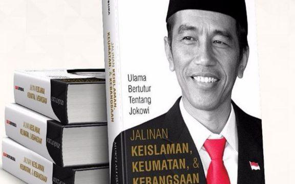 Jejak Religiusitas Jokowi yang Sering Dibilang Anti-Islam