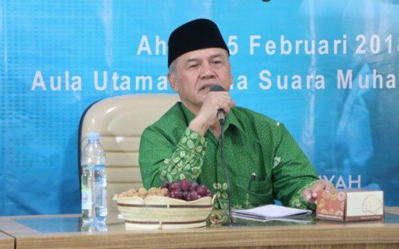 Masuk Tahun Politik, Muhammadiyah Serukan Warganya Kedepankan Etika Bermedsos