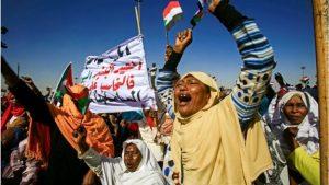 Akibat Protes Jamaah Anti Pemerintah,  Ulama Terkemuka Sudan Dilarikan dari Masjid
