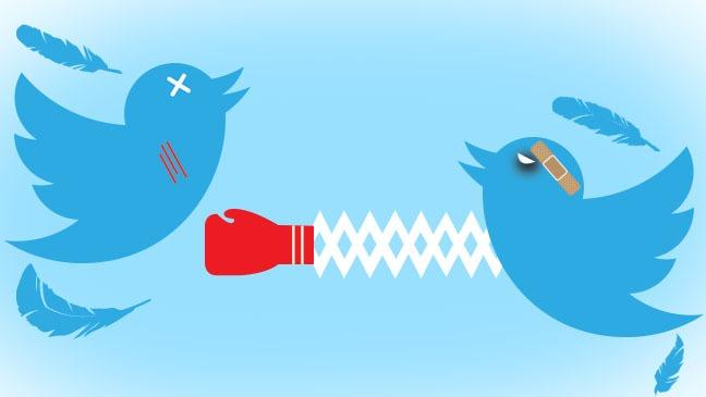 Jangan Sering-sering Debat Kusir dan Tweet War! Ini Akibatnya