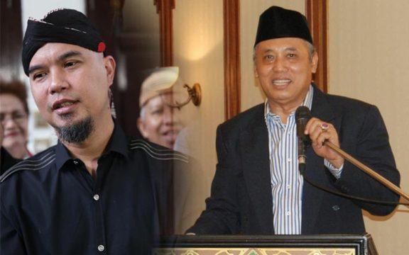 Ahmad Dhani Bilang NU Pro-PKI, Mantan Ketua PBNU: Ahmad Dhani Salah