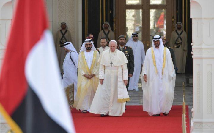 Lima Hal Penting dari Kunjungan Paus Fransiskus ke Uni Emirat Arab