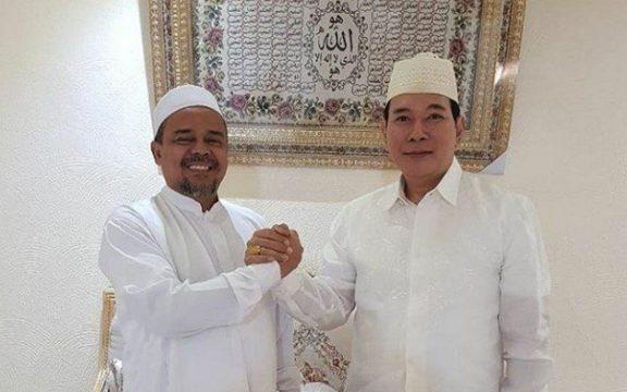 FPI dan Reinkarnasi Orba: Aliansi Sesaat atau Habib Rizieq yang Lupa?