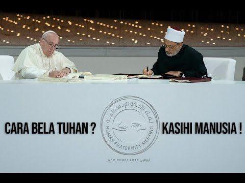 Islam dan Kristen Sepakat: Kasih adalah Harga Mati