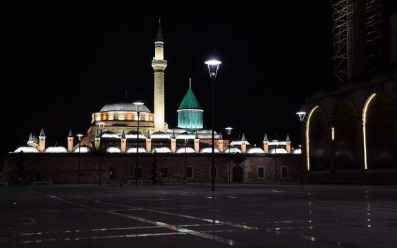 Konya, Kota Tua Tempat Lahirnya Tarian Sufi