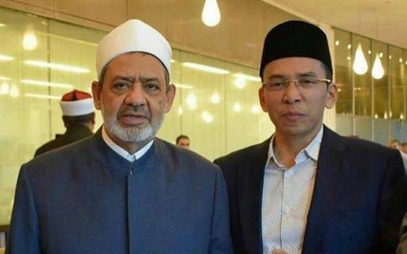 TGB Zainul Majdi Ungkap Pidato Grand Syekh Al-Azhar di Abu Dhabi