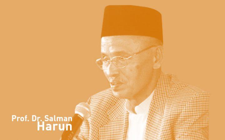 Salman Harun, Mengajar Tafsir Lewat Medsos