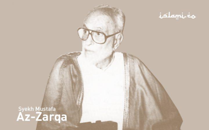 Syekh Mustafa Az-Zarqa, Politikus yang Ahli Fikih