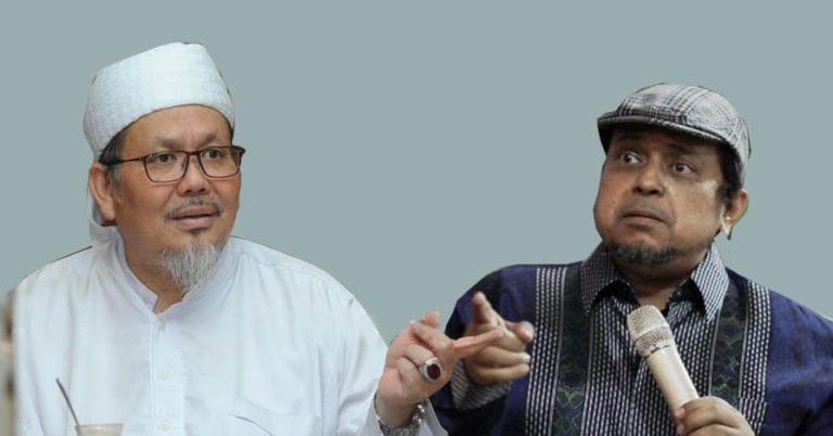 Bagaimana Haikal Hassan-Tengku Zulkarnain Disebut Ulama dan Akhirnya Jadi Komentator Amatiran