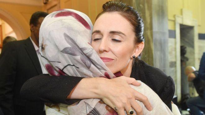 Sumpah Perdana Menteri Selandia Baru Kepada Teroris yang Menyerang Muslim di Negaranya