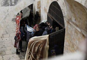 Pengadilan Israel Perintahkan Tutup Golden Gate di Komplek Al Aqsa