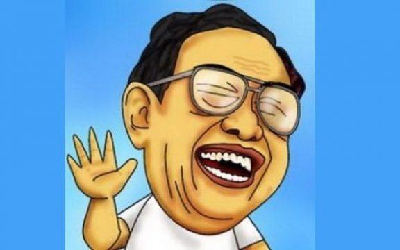 Humor Gus Dur: Orang Pendendam Mirip Seperti Unta