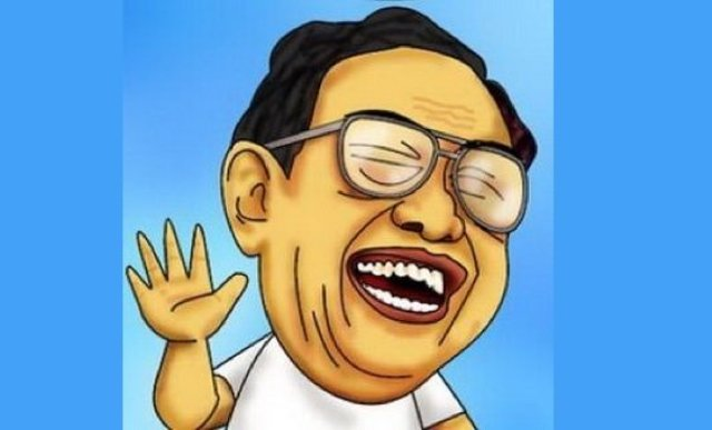 Humor Gus Dur: Manusia dan Jin yang Baik Hati