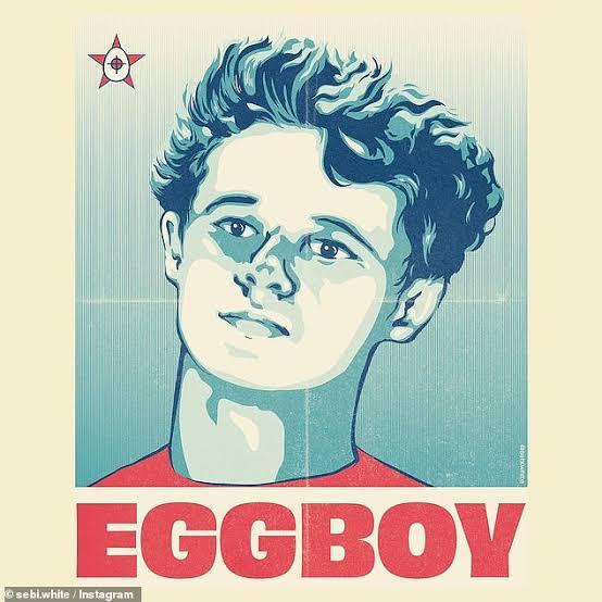 Will Connoly Si Egg Boy dan Upaya Melawan Supremasi Kulit Putih