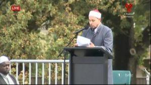 Teks Lengkap Khutbah Jumat Peringatan Korban Penembakan Christchurch