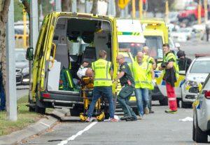Jamaah Dua Masjid di Selandia Baru Ditembaki, Diperkirakan Puluhan Meninggal