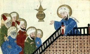 Dengan Ayam, Junaid Al Bagdadi  Menguji Para Muridnya