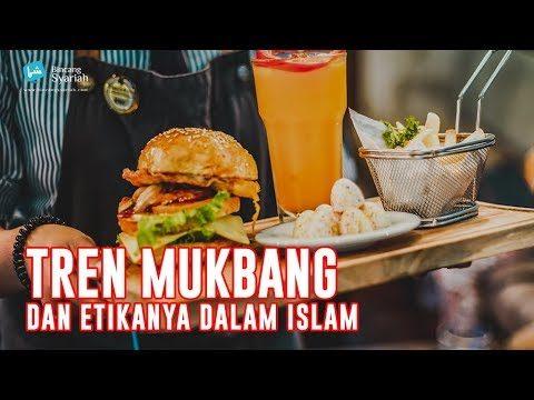 Videografis: Bagaimana sih Mukbang dalam Islam?