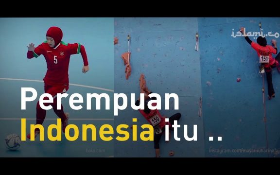 Videografis: Bedanya Perempuan Indonesia dengan di Negara Muslim Lainnya