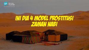 Videografis: Begini Model Prostitusi di Zaman Nabi dan Sejarah Arab