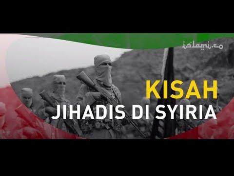 Videografis: Kisah Nurshadrina dan Junaidi Salah Jalan dalam Jihad