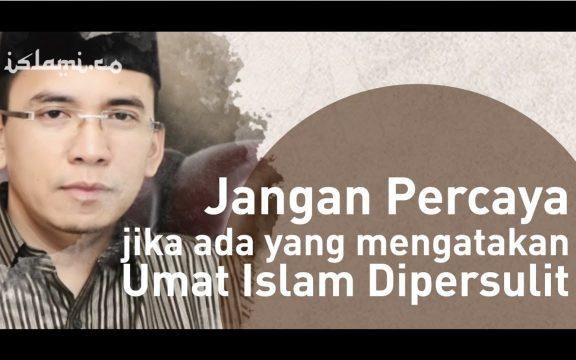 Videografis: Umat Islam Ditindas?