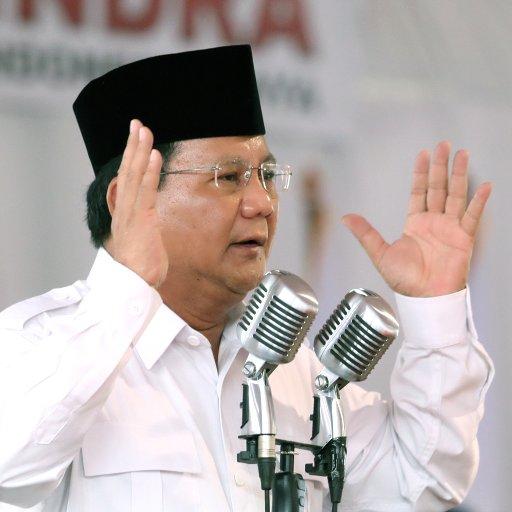 Prabowo dan Imajinasi Peperangan di Masa Depan