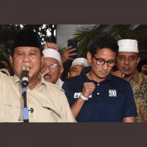 Andai Negarawan Sejati, Begini Seharusnya Pidato Prabowo