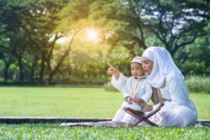 Ummu Sulaim binti Malhan, Seorang Ibu dan Pendidik Kaum Muslimin