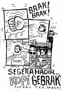Gebrak Meja Prabowo Bukan Kaleng-kaleng dan Dua Arti Khilafah yang Membayanginya