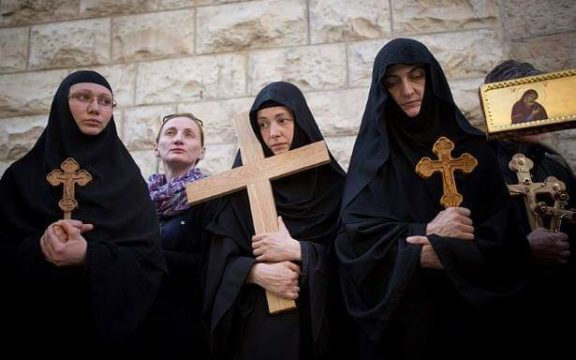 Arab Kristen di Timur Tengah