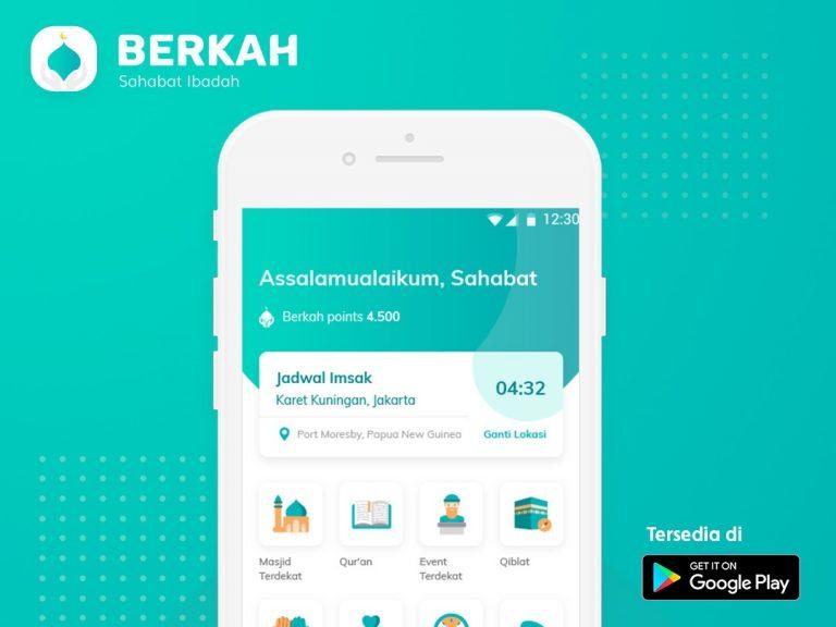 Ramadhan Semakin Lengkap dengan Sahabat Berkah, Yuk Download