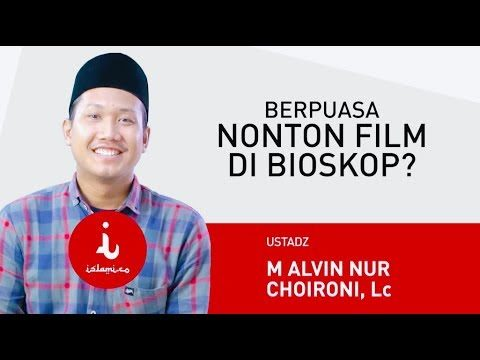 Hukum Nonton Film di Bioskop Saat Puasa Ramadhan