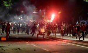 Kerusuhan Jakarta dan Para Politisi Balita yang Mengipasinya