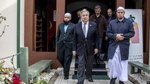 Sekjen PBB Bertekad Perangi Ujaran Kebencian di Medsos