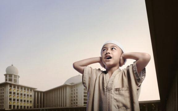 Islamnya Gara, BerIslam Seperti Kanak-kanak