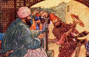 Begini Cara Abu Nawas Menjebak Maling