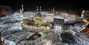 Masjid-masjid yang Menampung Puluhan Ribu Jamaah Solat Idul Fitri Terbesar di Dunia