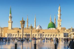 Ini Arsitek Perluasan Masjidil Haram Mekah dan Masjid Nabawi di Madinah