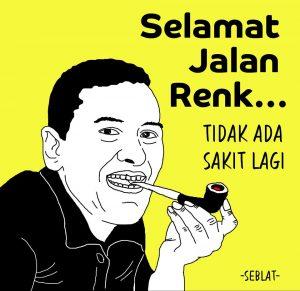 Obituari: Morenk Beladroe, Kenangan Sahabat dari Aceh dan Karya yang Abadi
