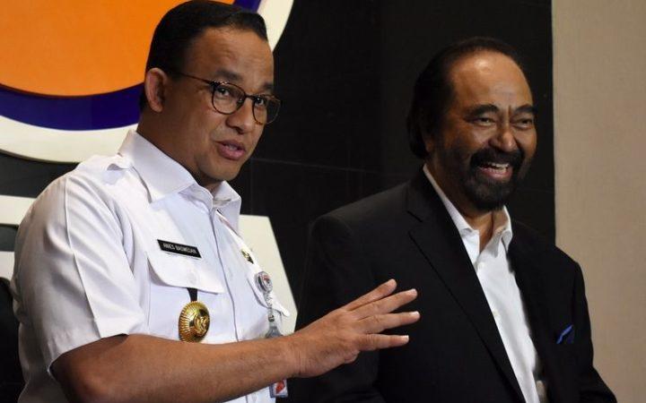 Yang Lebih Berbahaya dari Pertemuan Anies Baswedan-Surya Paloh atau Prabowo-Megawati
