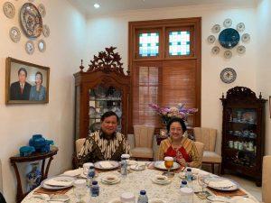 Politik Nasi Goreng Megawati yang Meluluhkan Hati Prabowo