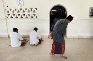 Ini Cara Menghormati Masjid dan Pahala Bagi Orang yang Melakukannya