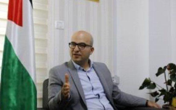 Israel Menangkap Menteri Palestina