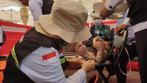 Imbauan untuk Jemaah Haji dari Alas Kaki hingga Payung dan Masker